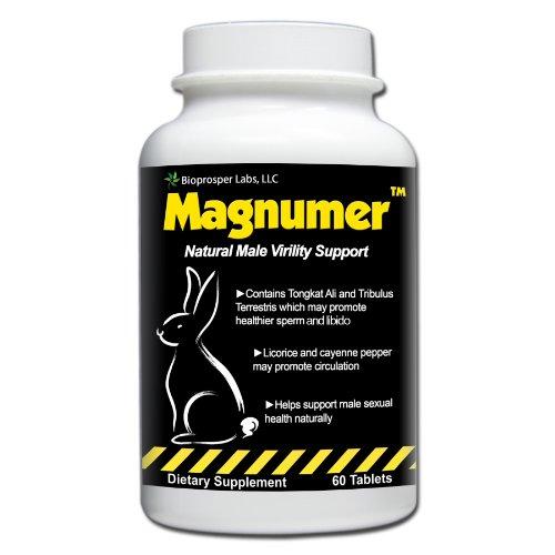 Magnumer 19-ingrédient Formule Male Enhancement avec Tongkat Ali, Maca Root, ginseng rouge de Corée, et Tribulus Terrestris