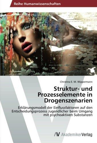 Struktur- und Prozesselemente in Drogenszenarien: Erklärungsmodell der Einflussfaktoren auf den Entscheidungsprozess Jugendlicher beim Umgang mit psychoaktiven Substanzen