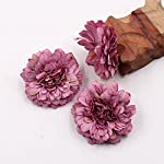 Marigold-Fake-Flower-Heads-Bulk-Silk-Artificial-Flowers-Wedding-Party-Decorative-Flower-DIY-Festival-Home-Decor-Hat-Ornament-Simulation-Fake-Flower-Flower-Decorative-15pcs-Multicolor