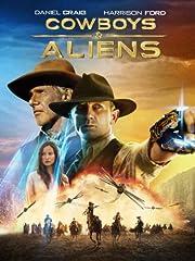 Cowboys & Aliens por Daniel Craig