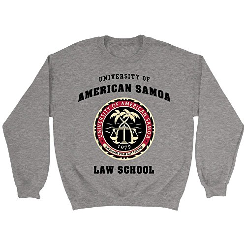 University Of American Samoa Law School Sweatshirt Crewneck Novelty