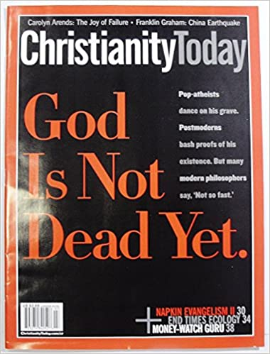 christianity today july 2008 volume 52 number 7