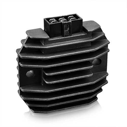 MZS Voltage Regulator Rectifier for Kawasaki GPZ600R,GPX600R,KEF300 Lakota,KLF300 Bayou,VN750,VN1500 A6-A13,ZL600/B,ZR750 Zephy,ZX6R F1-F3,ZXR400 L/H1/H2,ZX600D,ZZR600 - 1997 Rectifier Kawasaki Regulator 1995