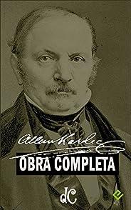 """Obra Completa de Allan Kardec: Inclui """"O Livro dos Espíritos"""" e mais 7 obras (Edição D"""