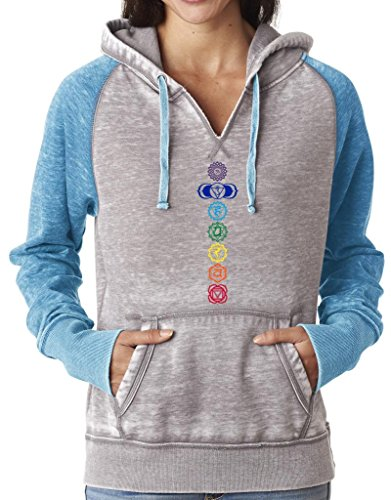 Yoga Clothing You Chakras Burnout product image