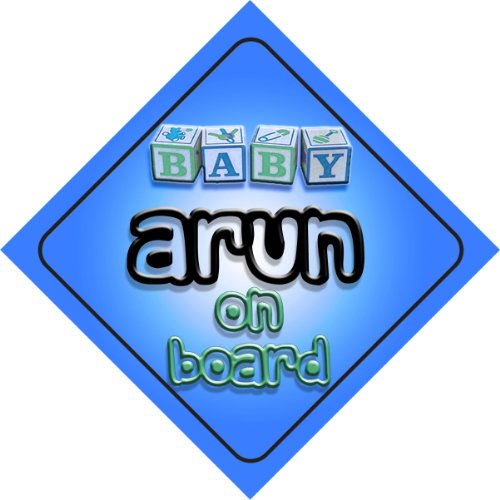 baby-boy-arun-on-board-novelty-car-sign-gift-present-for-new-child-newborn-baby