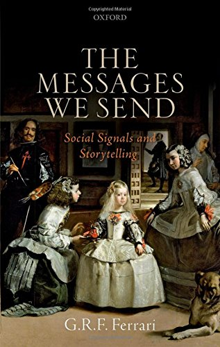 The Messages We Send: Social Signals and Storytelling