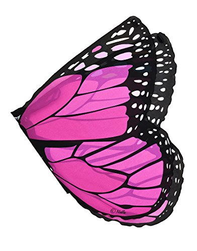 Douglas Pink Monarch Wings -