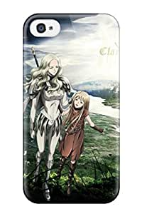 Perfect Claymore Case Cover Skin For Iphone 4/4s Phone Case