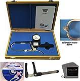 Harpenden Skinfold Caliper Anthropometry Kit w Anthropometer, Tape Measure, Software