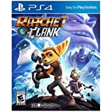 Ratchet & Clank - PlayStation 4 [video game]