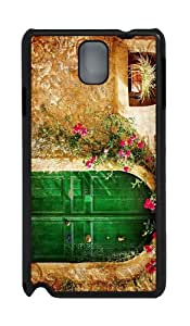 case luxury Old House PC Black case/cover for Samsung Galaxy Note 3 N9000