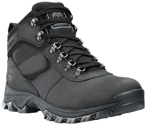 Timberland Men's Mt. Maddsen Hiker, Black, 12 M US from Timberland