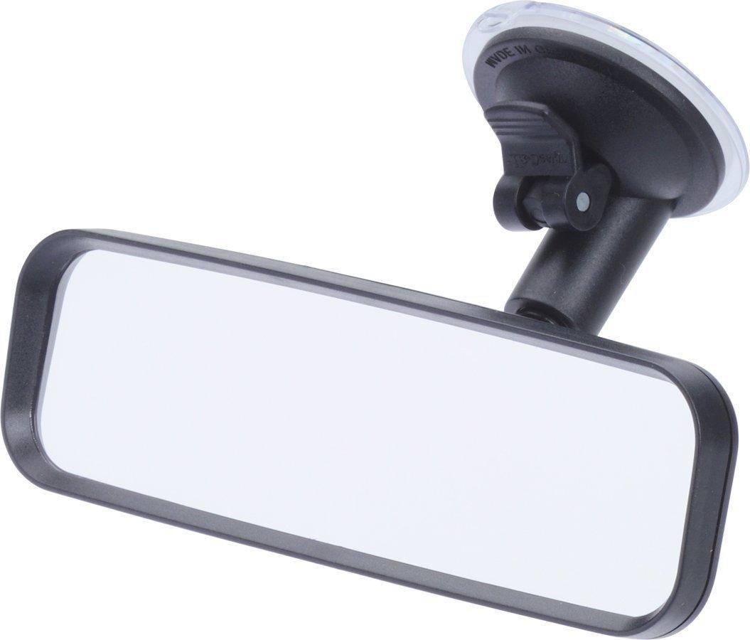 imotion passager R/étroviseur avec tige r/églable et ventouse Petit R/étroviseur de miroir miroir int/érieur comme ajout avec col de cygne Miroir suppl/émentai pas bomb/ée Surface de miroir en verre KRS SP4/lisse