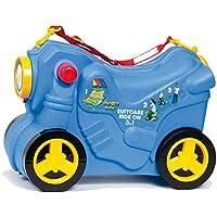 Maleta Infantil Molto Smiler Moto Maleta Azul