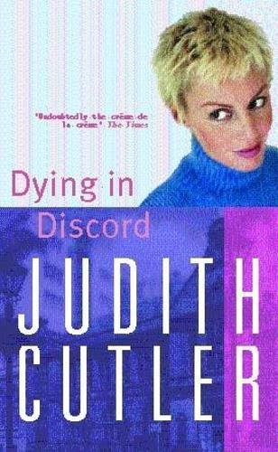 book cover of Dying in Discord