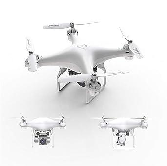 Nourich - Dron de Cuatro Ejes con Mando a Distancia, cámara de ...