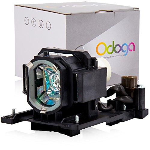 Odoga Hitachi CP-X2010 CP-X2510 CP-X2511 CP-X2515WN CP-X3010 CP-X3011 CP-RX78 CP-X2514WN CP-X3011N Compatible Projector Lamp