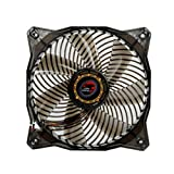LEPA Vortex High Performance 140mm Case Fan with PWM speed control, LP-VX14P