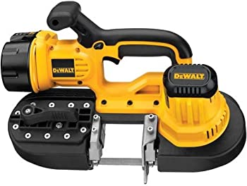 Dewalt DCS370K 18V 15 in. XRP Cordless Band Saw Kit