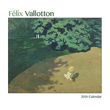 Félix Vallotton 2018 Wall Calendar
