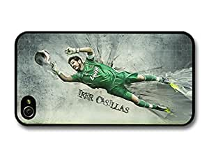 Iker Casillas Real Madrid CF Football case for iPhone 4 4S