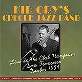 Live At The Club Hangover San Francisco October 1954