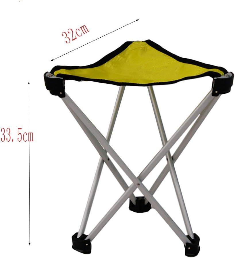 K-Y Silla Plegable del Triángulo del Paño Al Aire Libre Silla Plegable del Salón De Playa: Amazon.es: Hogar