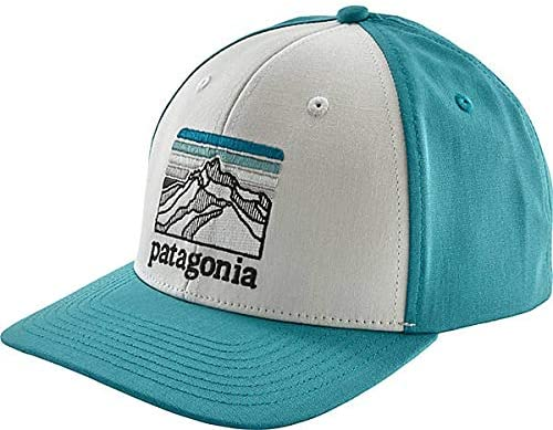 Patagonia Line Logo Ridge Roger That Hat - Gorro, Color Blanco ...