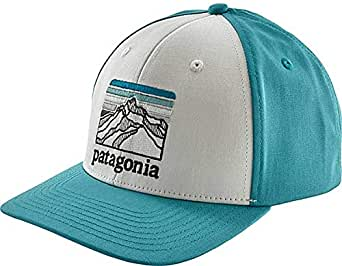 Patagonia Line Logo Ridge Roger That Hat - Gorro, Color Blanco ...