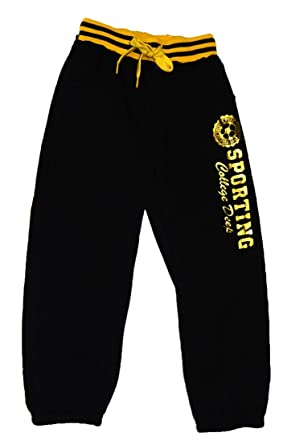 weberfashion Pantalones de chándal para niño tamaño 98 – 164 ...