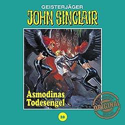 Asmodinas Todesengel (John Sinclair - Tonstudio Braun Klassiker 20)