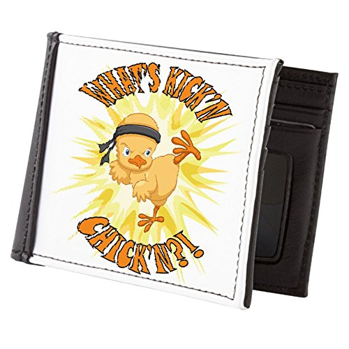 Chick'n Men's Arts Teague Truly Baby Billfold Martial Wallet Kick'n Chick 5BRUn7q