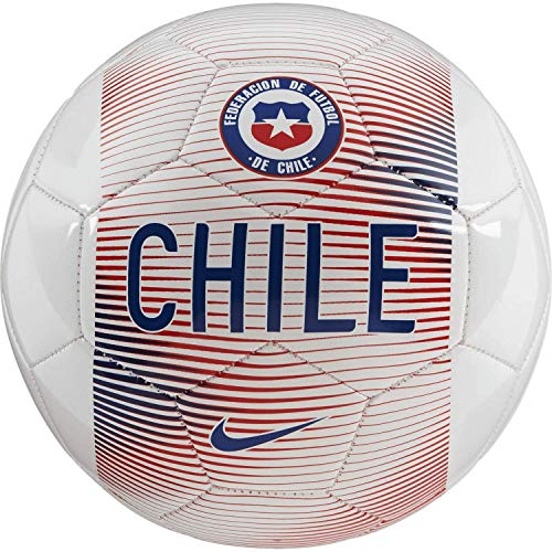 NIKE Chile Supporters Soccer Ball (5) ()
