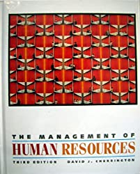 The Management of Human Resources