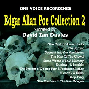 The Edgar Allan Poe Collection II Audiobook