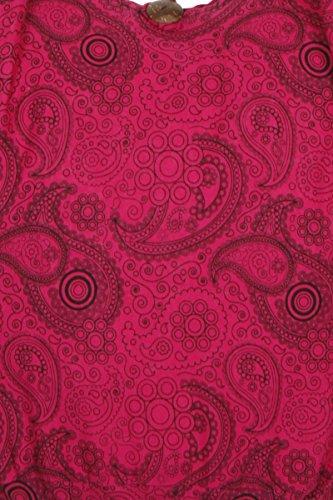 ThaiUK, Borsa a spalla donna Paisley Pink