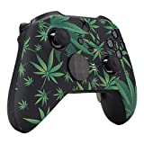 eXtremeRate Green Weeds Patterned Faceplate
