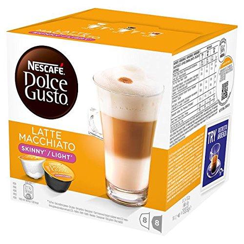 Nestlé Nescafe Dolce Gusto - Cafetera de café con macchiato ...