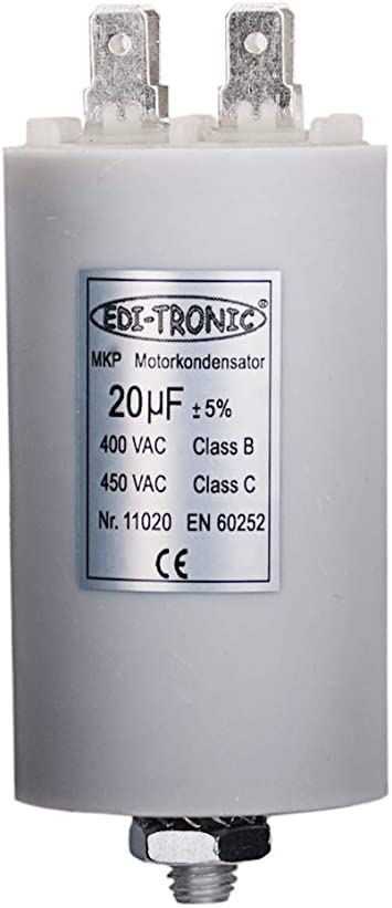 1-120µF 1-120uF 450V Alu MKP Anlaufkondensator Kondensator Betriebskondensator