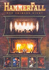 Live DVD by Hammerfall from their Crimson Crusades Tour. 8-camera shoot.
