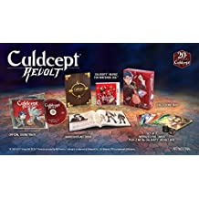 NIS America CR-01970-3 Culdcept Revolt Limited Edition-Nintendo 3DS