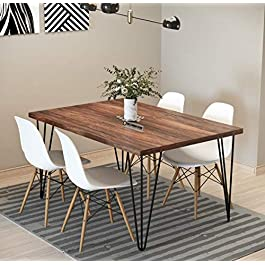 Decornation Pandora Wooden 4 Seater Dining Table