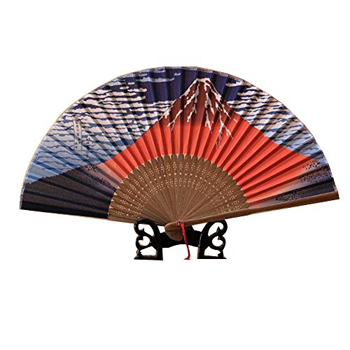 Marshel folding fan handheld Japanese traditional SENSU AX-JP-SS-7