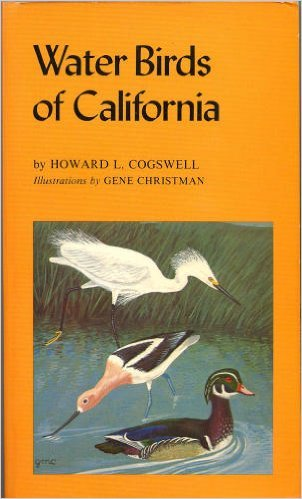 Water Birds of California (California Natural History Guides), Cogswell, Howard L.