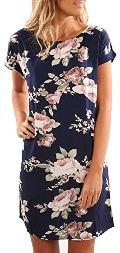 Floral Sundress Dress - 8
