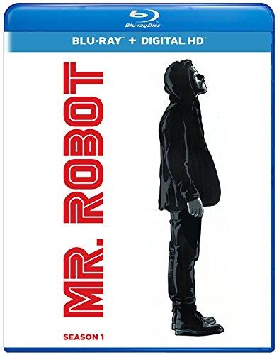 Mr. Robot: Season 1 [Blu-ray] - Clipart Robots