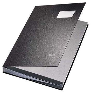 Leitz 57000195 Unterschriftsmappe Polypropylen A4 20 Fächer