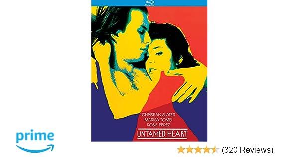 Amazon com: Untamed Heart [Blu-ray]: Christian Slater, Marisa Tomei