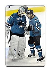 Ultra Slim Fit Hard ChristopherMashanHenderson Case Cover Specially Made For Ipad Mini/mini 2- San Jose Sharks Hockey Nhl (65)